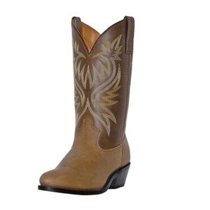 Men's Laredo London round toe stitched boots 8D
